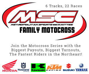 Join the MSC Motocross Series Today!
